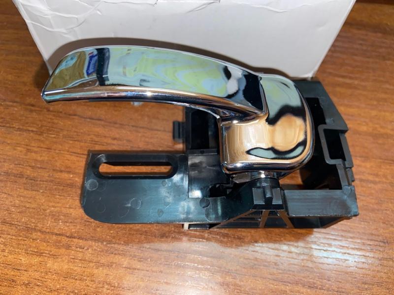 Ручка двери внутренняя Nissan Qashqai J10E MR20DE левая