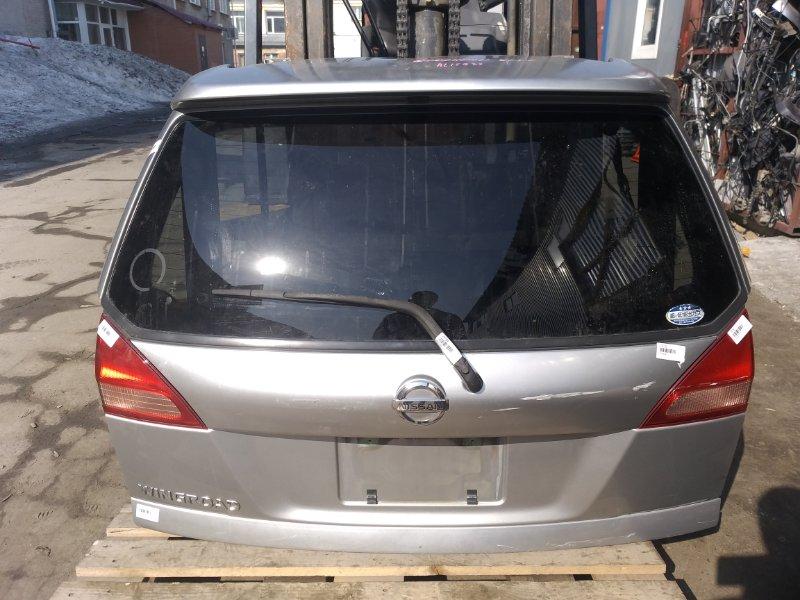 Дверь 5-я Nissan Wingroad Y11