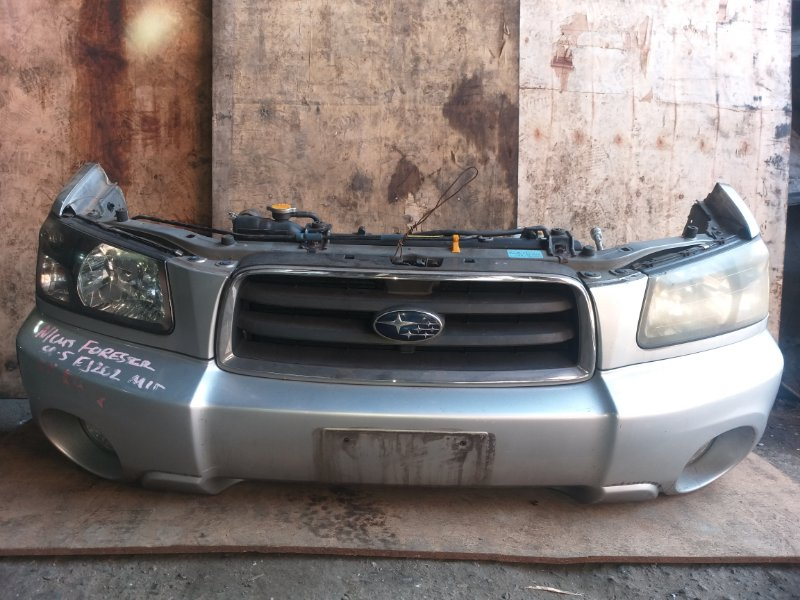 Nose-cut Subaru Forester SG5 EJ202 2002