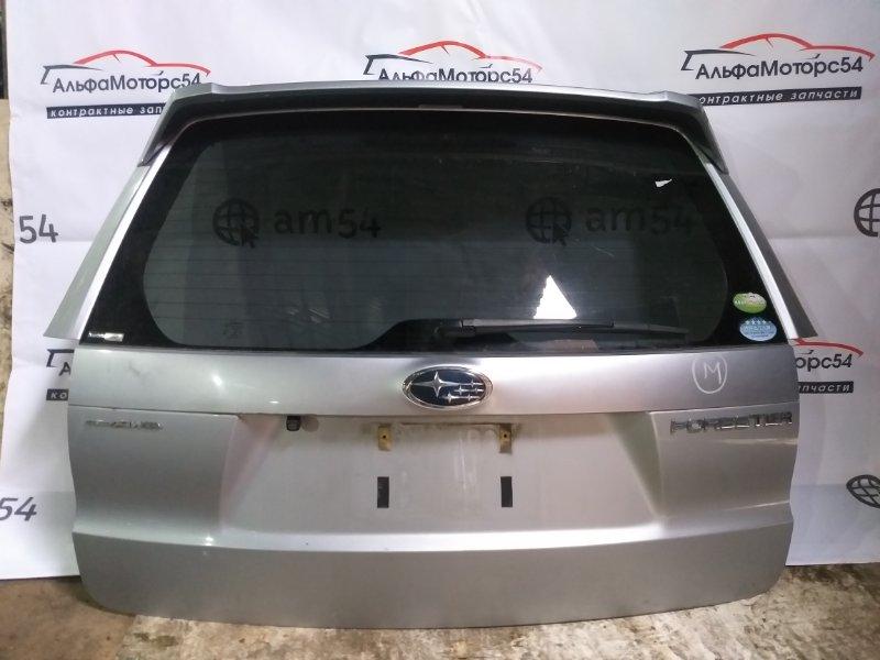 Дверь 5-я Subaru Forester SH5 EJ204 2010