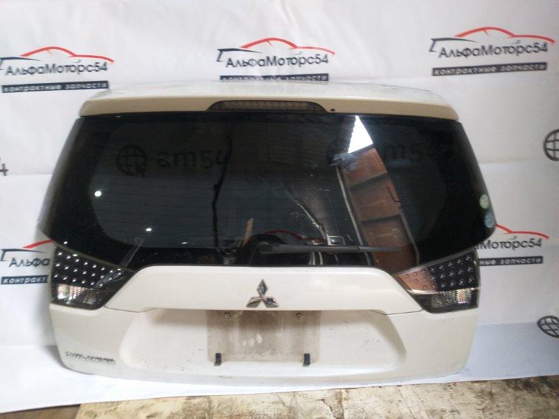 Дверь 5-я Mitsubishi Outlander CW5W 4B12
