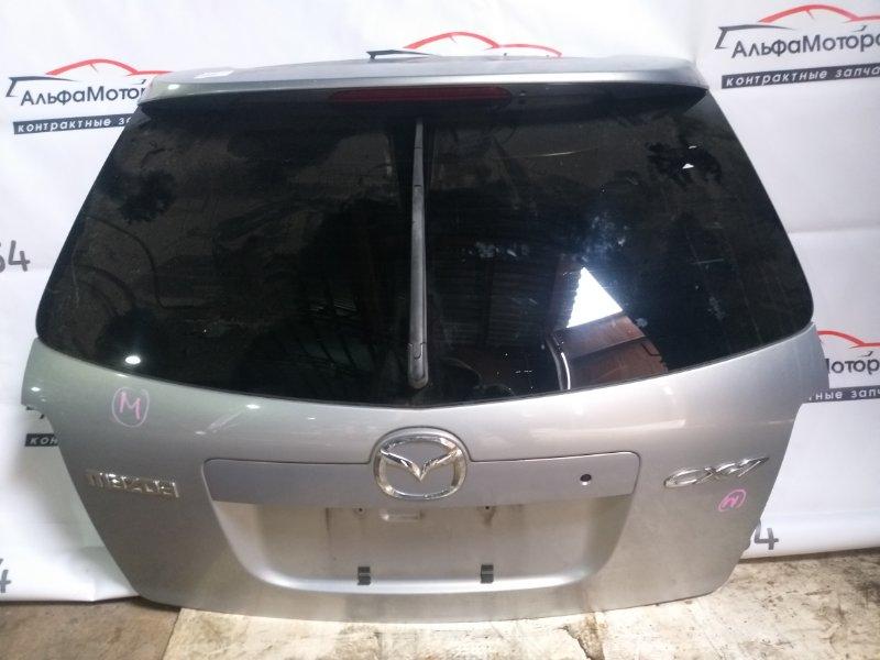 Дверь 5-я Mazda Cx-7 ER3P L3-VDT 2009