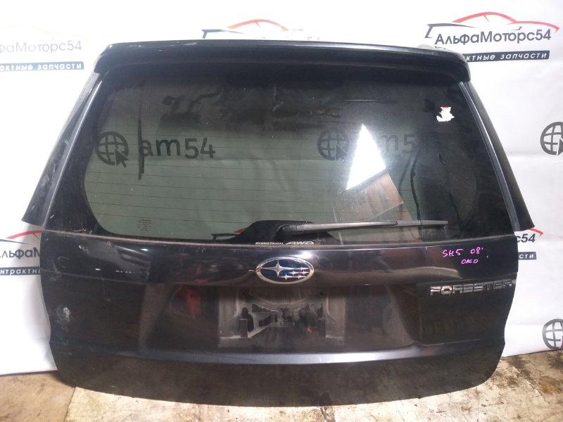 Дверь 5-я Subaru Forester SH5 EJ204 2008