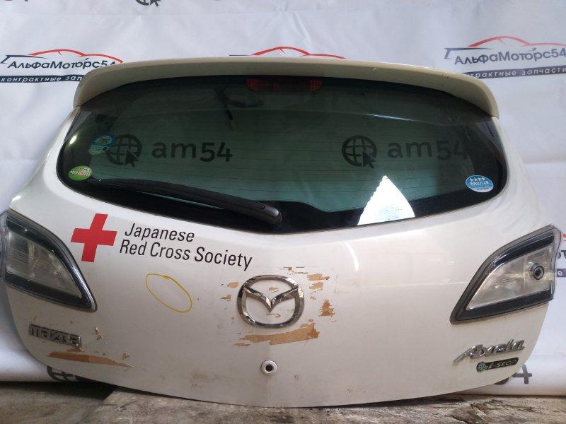 Дверь 5-я Mazda Axela BLFFW PEVPS 2010