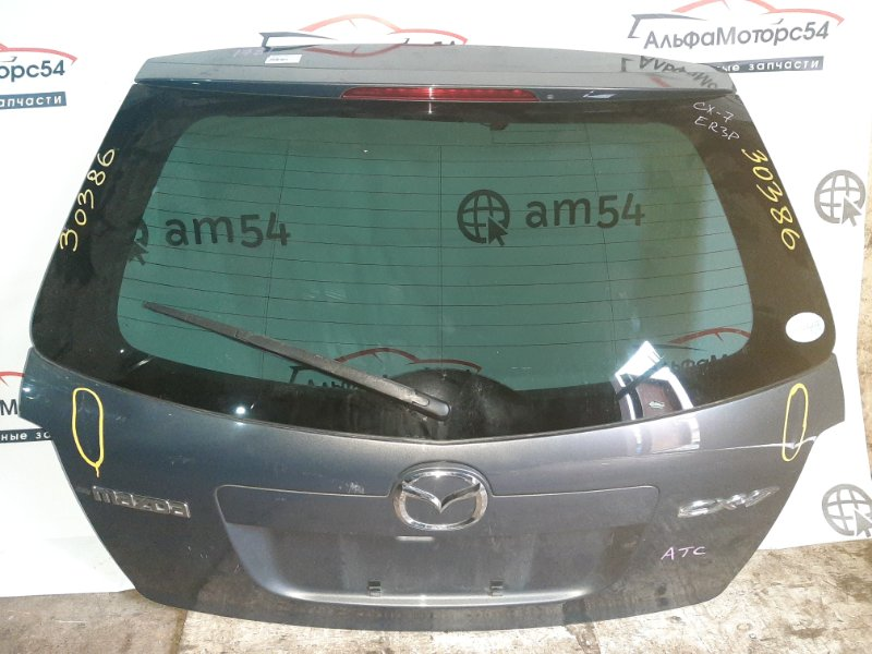 Дверь 5-я Mazda Cx-7 ER3P L3-VDT 2010