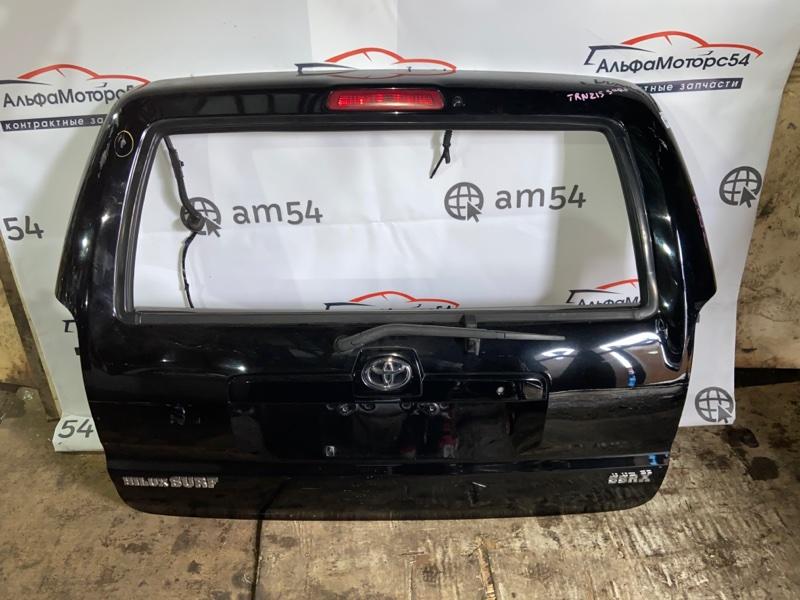 Дверь 5-я Toyota Hilux Surf TRN215 2TR-FE 2005