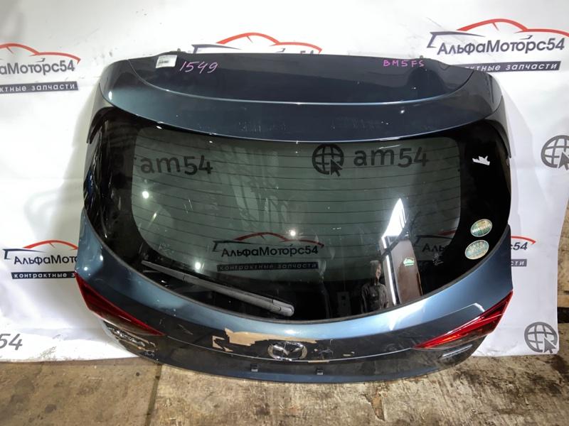 Дверь 5-я Mazda Axela BM5FS P5 2016