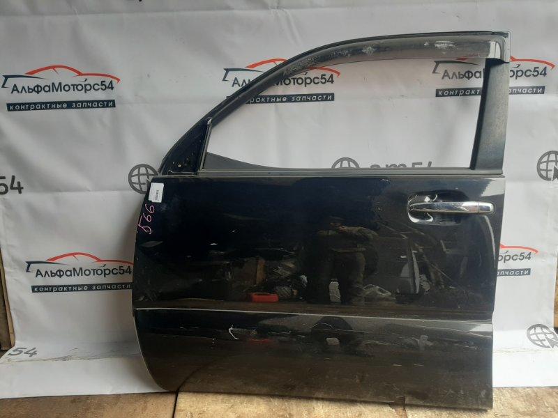 Дверь Toyota Hilux Surf TRN215 2TR-FE 2004 передняя левая