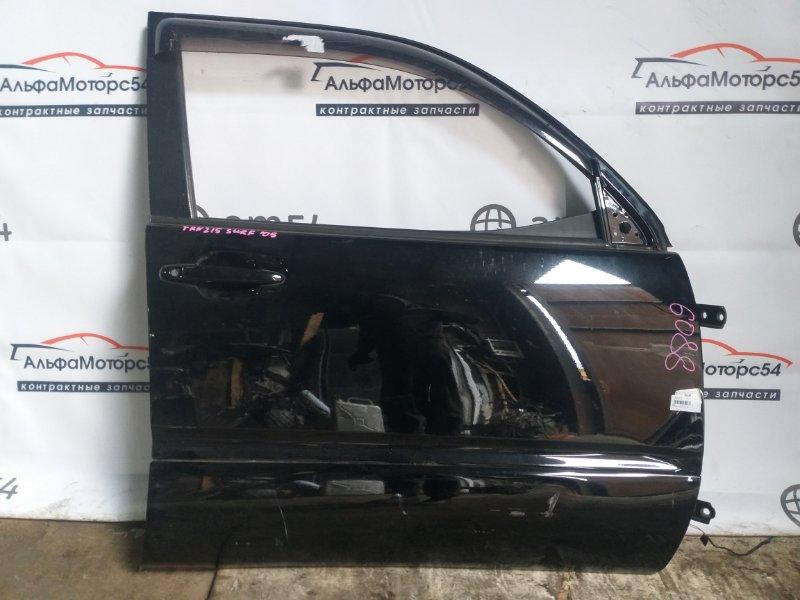 Дверь Toyota Hilux Surf TRN215 2TR-FE 2005 передняя правая