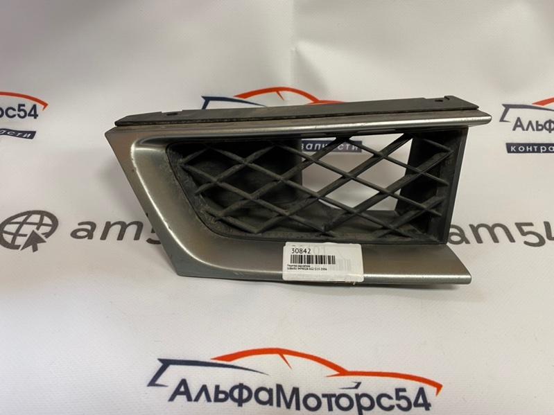 Решетка радиатора Subaru Impreza GG2 EJ15 2006 правая
