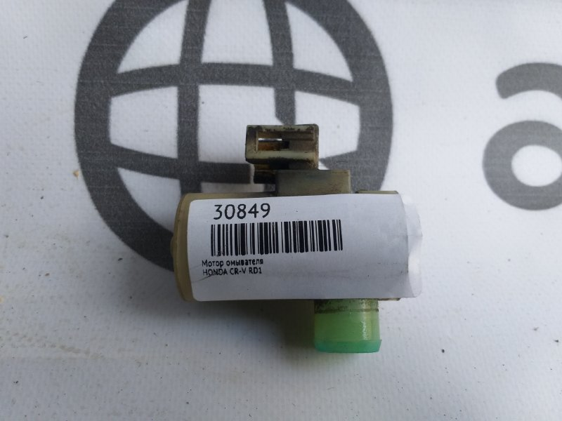 Мотор омывателя Honda Cr-V RD1 B20B 2000