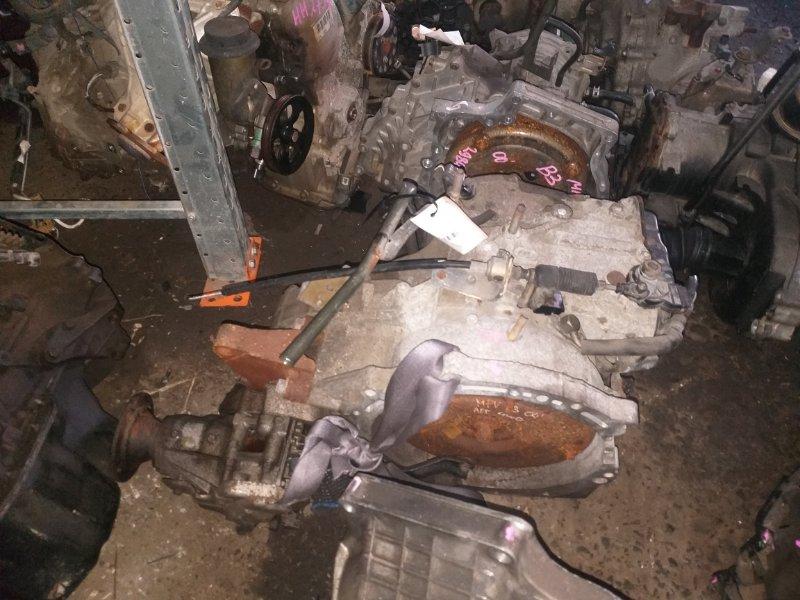 Акпп Mazda Mpv LW3W L3-DE