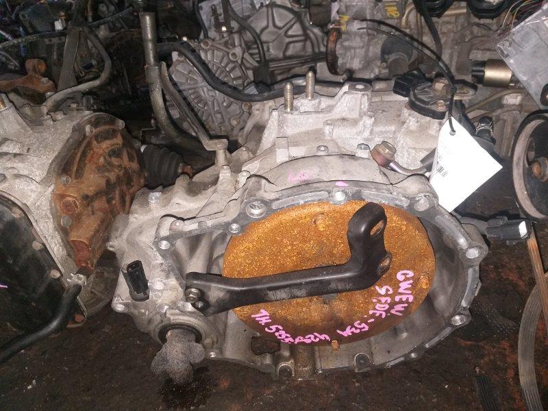 Акпп Mazda Capella GWEW FS-DE 1998