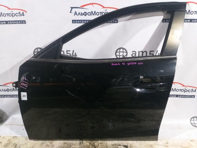Дверь Mazda Axela BM5FP передняя левая