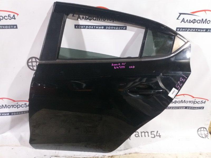Дверь Mazda Axela BM5FP задняя левая