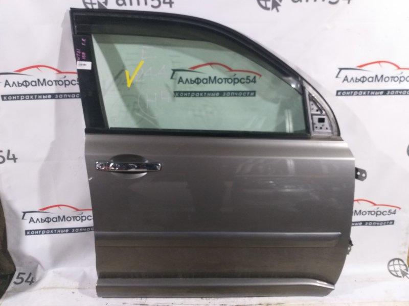 Дверь Nissan X-Trail T31 QR25DE 2008 передняя правая