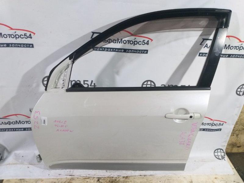 Дверь Toyota Rav4 GSA33 2GR-FE 2010 передняя левая