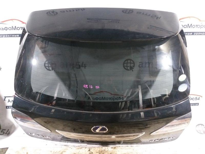 Дверь 5-я Lexus Rx450H GYL15W 2GR-FXE 2010