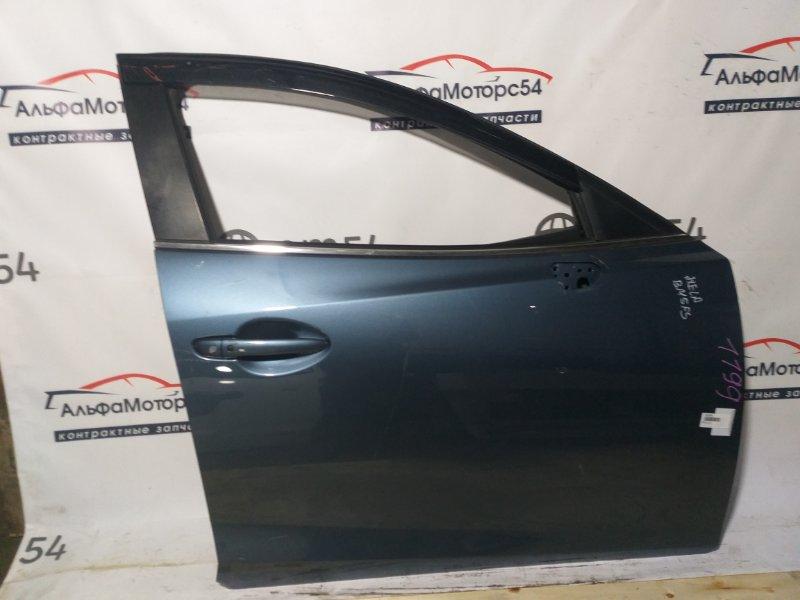 Дверь Mazda Axela BM5FP передняя правая