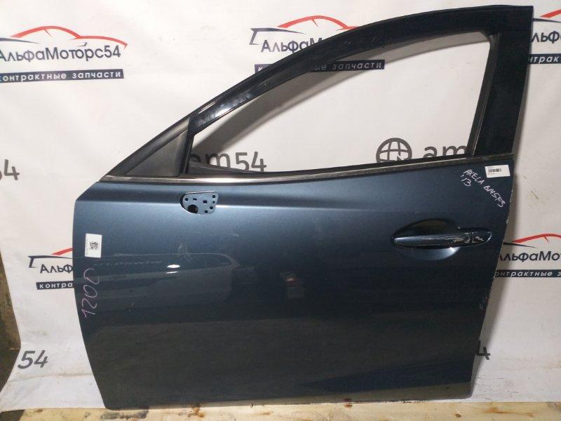 Дверь Mazda Axela BM5FS передняя левая