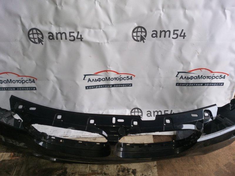 Бампер Bmw X4 F26 N57D30 2014 передний