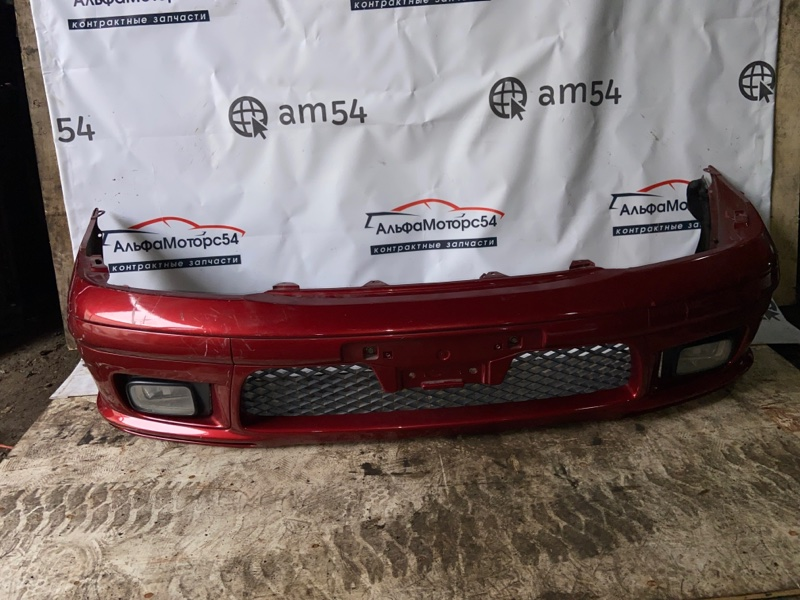 Бампер Mazda Capella GW8W FP-DE 1998 передний