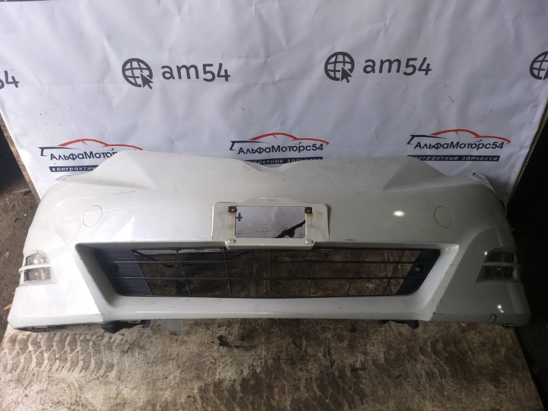 Бампер Toyota Estima ACR50 2AZ-FE передний