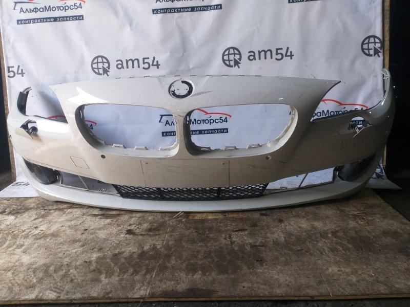 Бампер Bmw 5 Series F10 S63B44TU 2011 передний