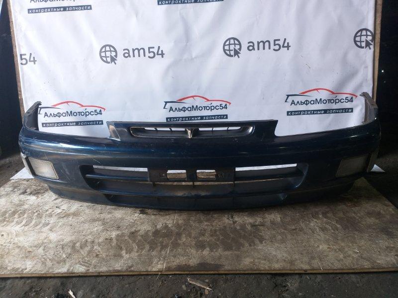 Бампер Nissan Presea R11 GA15DE передний