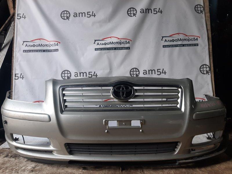 Бампер Toyota Avensis AZT250 1AZ-FSE 2004 передний