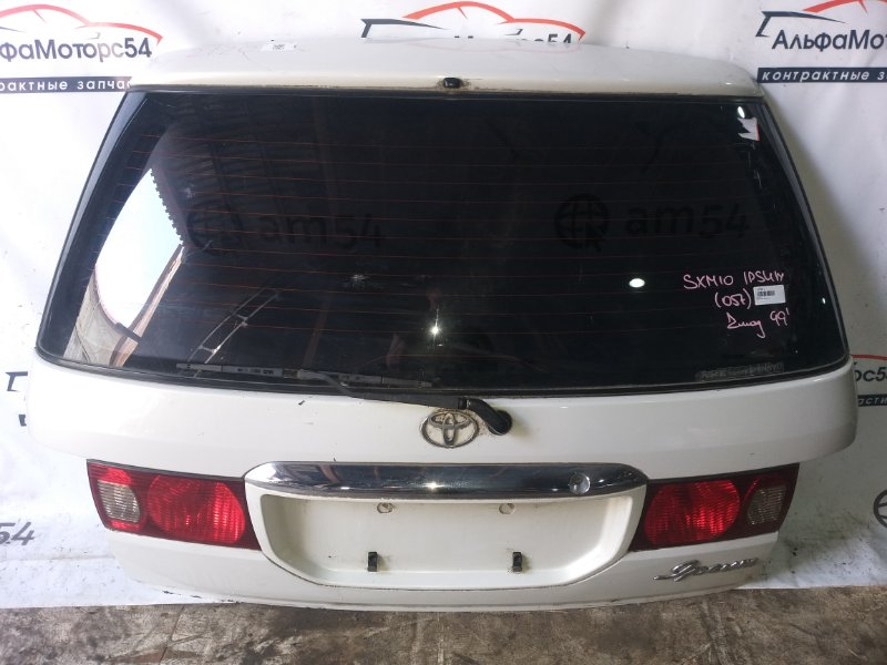 Дверь 5-я Toyota Ipsum SXM10 3S-FE