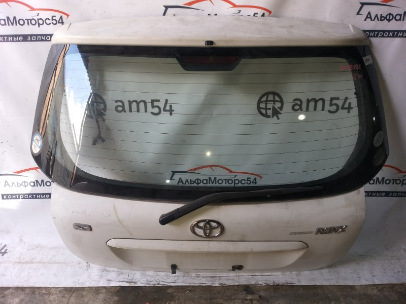 Дверь 5-я Toyota Corolla Runx 1NZ-FE 2003
