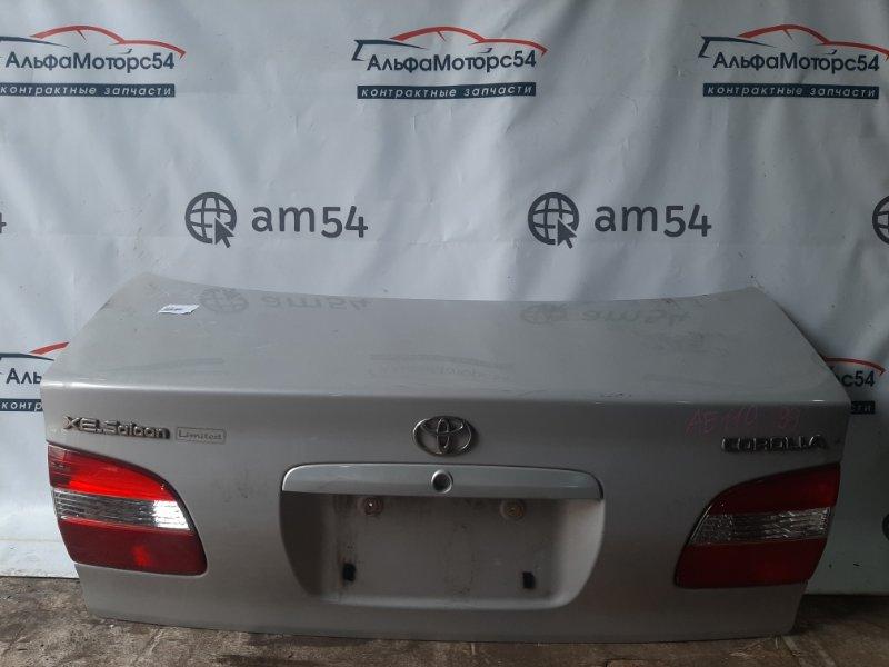 Крышка багажника Toyota Corolla AE110 5A-FE 1999