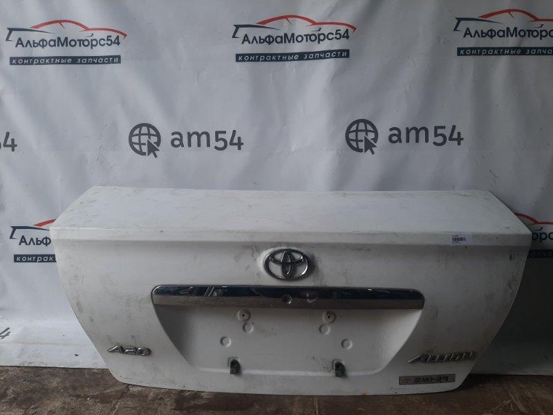 Крышка багажника Toyota Allion AZT240