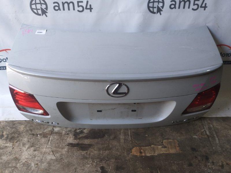 Крышка багажника Lexus Gs430 UZS190 3UZ-FE 2006