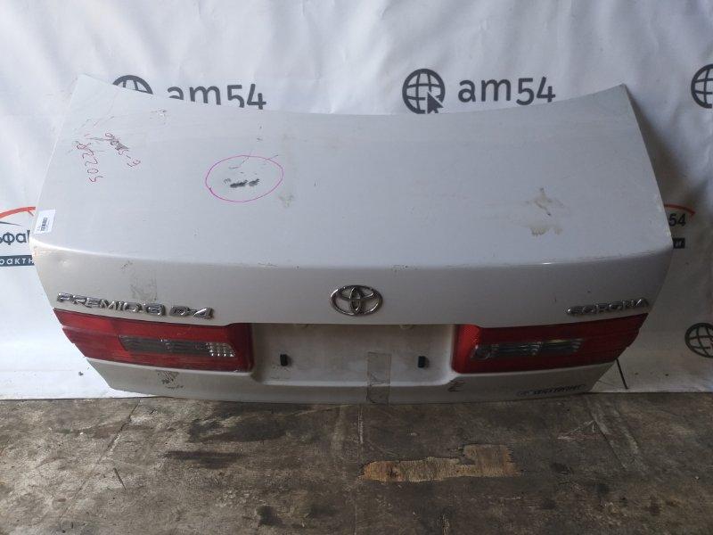 Крышка багажника Toyota Corona Premio AT210