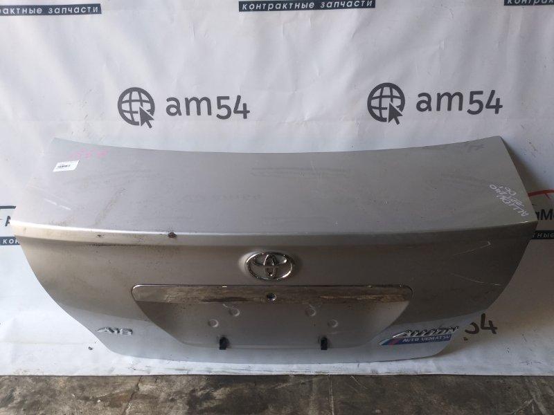 Крышка багажника Toyota Allion ZZT240