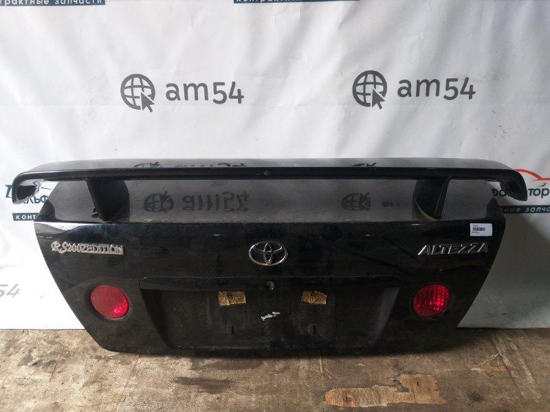 Крышка багажника Toyota Altezza GXE10