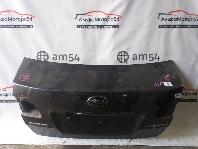 Крышка багажника Subaru Legacy BM9 2012