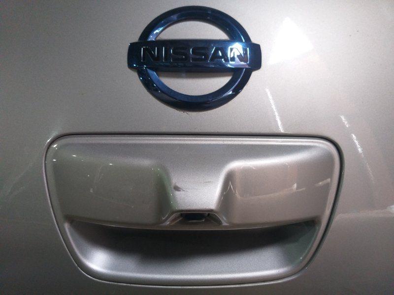 Камера Nissan Leaf ZEO