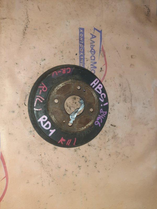 Тормозной барабан Honda Cr-V RD1 B20B задний