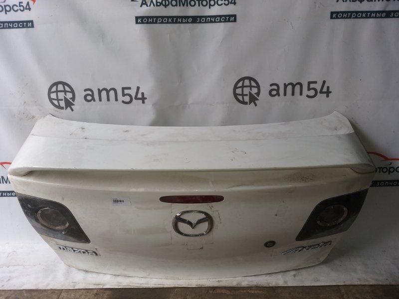 Крышка багажника Mazda Axela Sport BKEP 2005