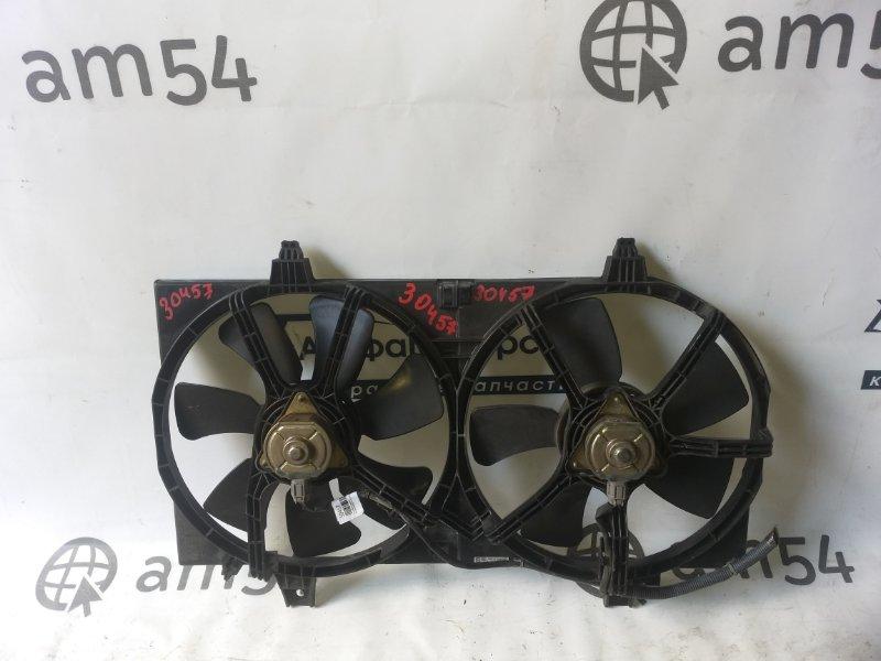 Диффузор радиатора Nissan Bluebird Sylphy G10