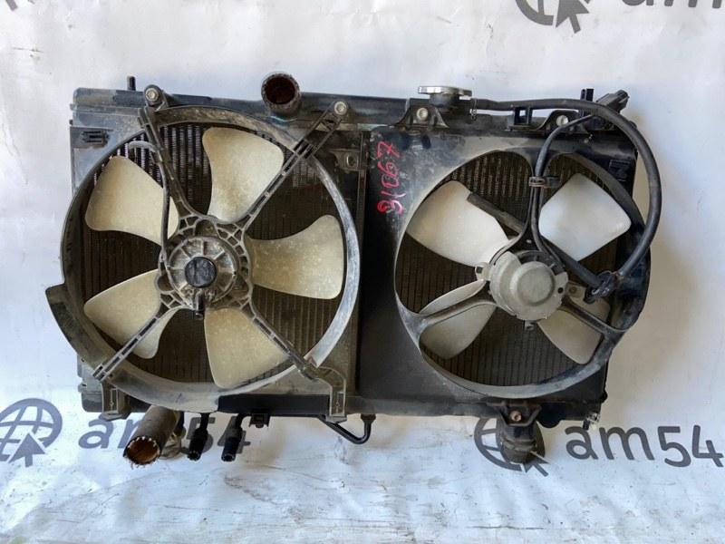 Радиатор основной Toyota Corona Premio AT211 7A-FE