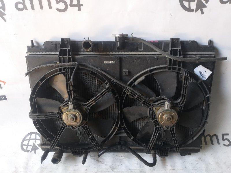 Радиатор основной Nissan Tino V10 QG18DE
