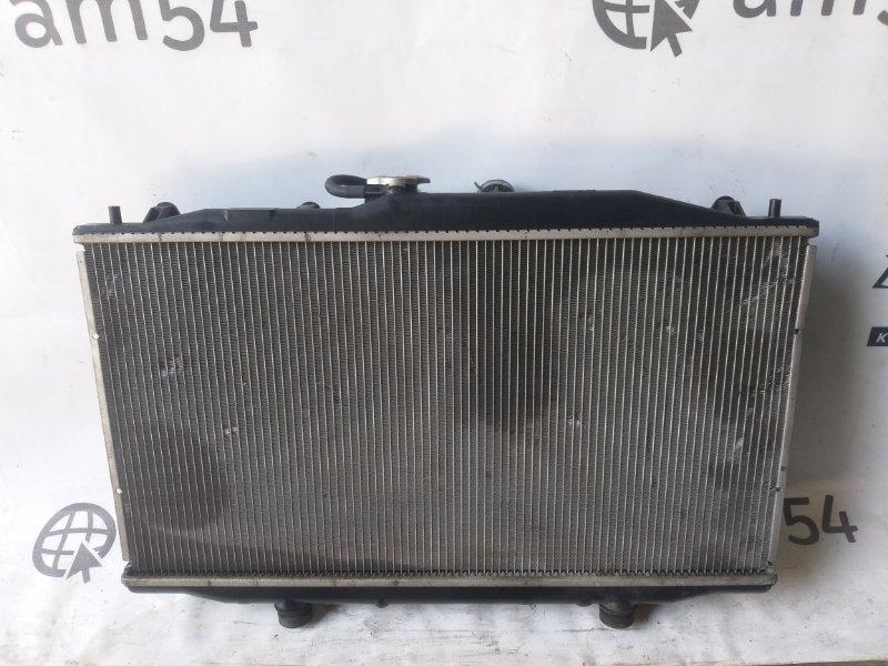 Радиатор основной Honda Accord CL7 K20A
