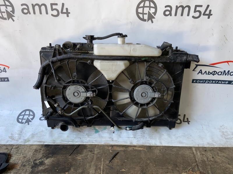 Радиатор основной Mazda Atenza GH5FS