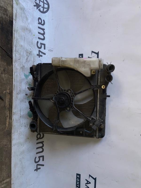 Радиатор основной Honda Fit GD1 2002