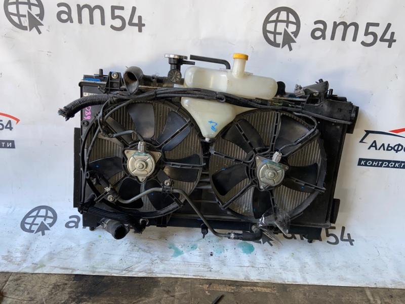 Радиатор основной Mazda Atenza GH5FW