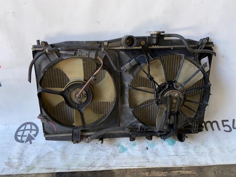 Радиатор основной Honda Accord CF7 F23A
